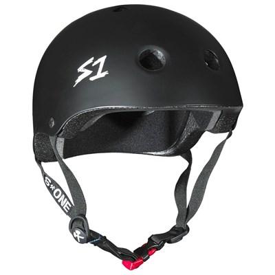 Mini Lifer Helmet - Black Matt