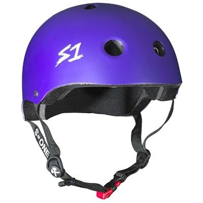 Mini Lifer Helmet - Purple Matt