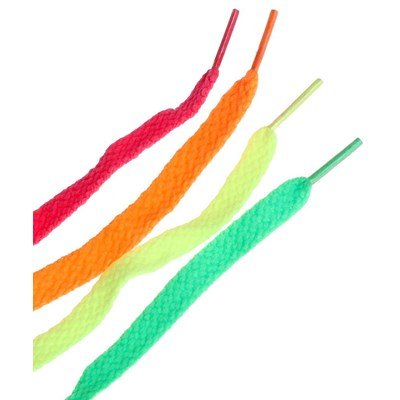 601 Neon Thin Laces