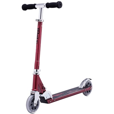 Bug Classic Street Scooter MS120 - Red Glow