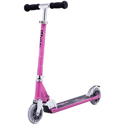 Bug Classic Street Scooter MS120 - Pastel Pink