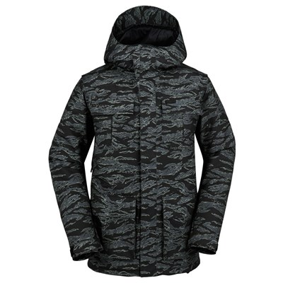 Alternate Insulated Jacket - Camo