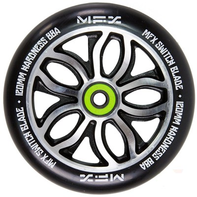 MFX Ryan Williams RWilly Switchblade 120mm Signature Wheel - Black