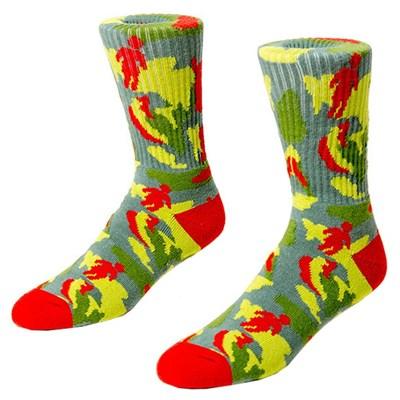 Jungle OG Socks - Red