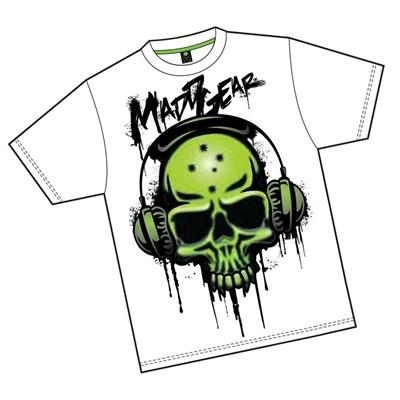 Basehead S/S Kids T-Shirt - White