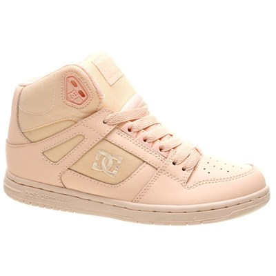 Rebound High Peach Cream Womens Shoe