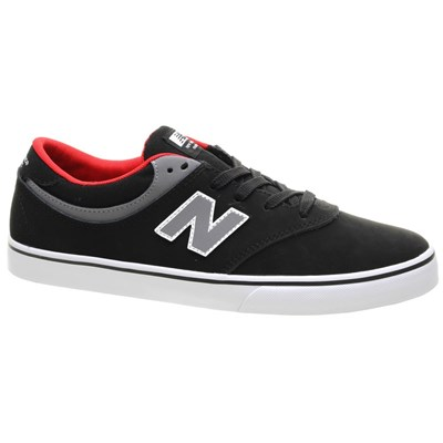 New Balance Numeric Quincy 254 Black/Grey/Red Shoe