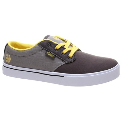 Jameson 2 Eco Kids Grey/Yellow Shoe