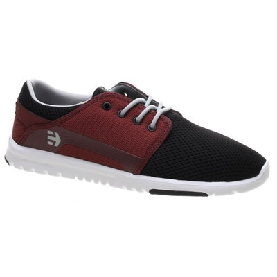 Scout Black/Red/Grey Shoe