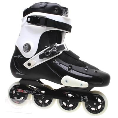 14 FR1 80 Inline Skates - Black/White