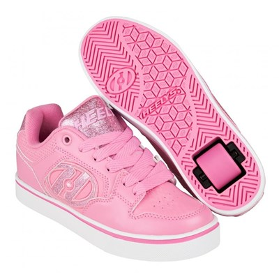 Motion Plus Light Pink Kids Heely Shoe