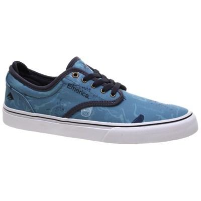 Wino G6 Blue/White/Navy Shoe