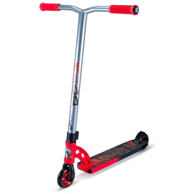 Madd Gear MGP VX7 Pro Model Scooter - Red/Black