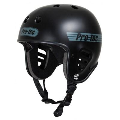 Image of Full Cut Certified Helmet - Matte Black