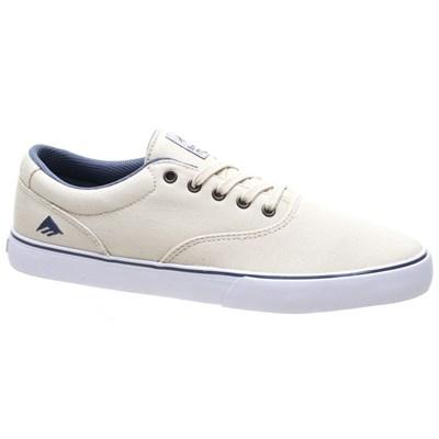 Provost Slim Vulc White/Blue Shoe