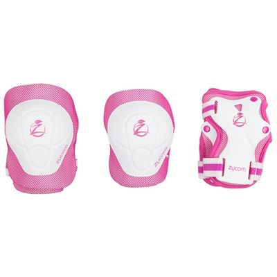 Child Combo Protection Set - Pink/White