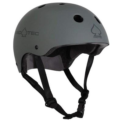 The Classic Certified Helmet - Matte Grey