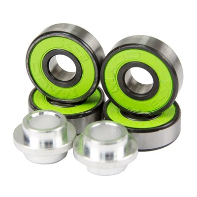 Madd K-3 (ABEC 11) Scooter Bearing Set (4) - Green