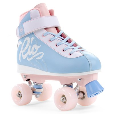 Milkshake Quad Skates - Cotton Candy