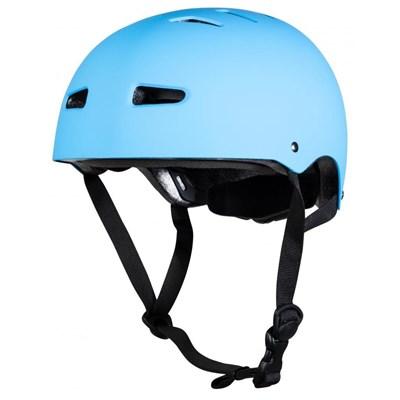 Multisport Matt Blue Dial Fit Helmet
