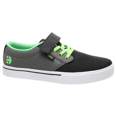 Jameson 2 V Kids Black/Grey Shoe