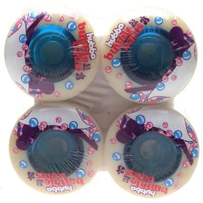 Bubble Baths 53mm Skateboard  Wheels