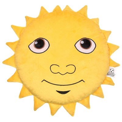 Love Bomb Sunshine Emoji Cushion