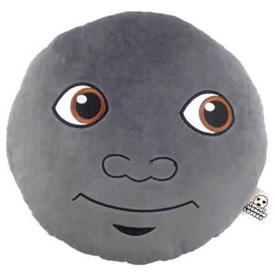 Love Bomb Moon Emoji Cushion