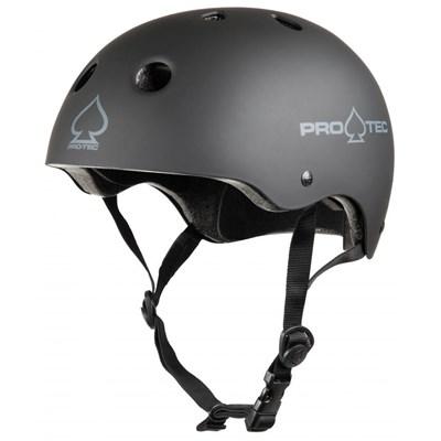 The Classic Certified Helmet - Matte Black