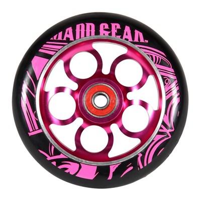 Madd Gear MGP Aero 110mm Scooter Wheel Including Bearings - Pink/Black