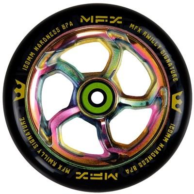MFX Ryan Williams RWilly Hurricane 120mm Signature Wheel - Neochrome