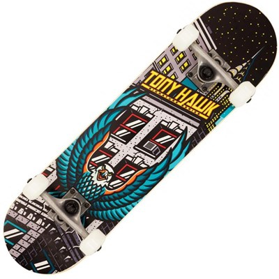 180 Signature Series - Downtown Mini Complete Skateboard