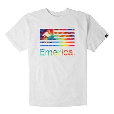 Pure Flag S/S T-Shirt - White