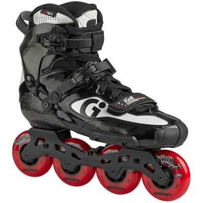 16 Pro IGOR  Inline Skates - Black/White