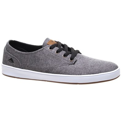 The Romero Laced Grey/Heather Shoe