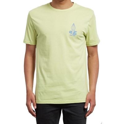 Digitalpoison S/S T-Shirt - Shadow Lime