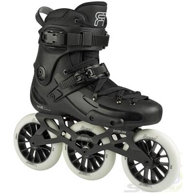 16 FR1 325 Inline Skates - Black