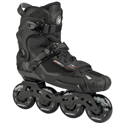 16 High Light Inline Skates - Carbon