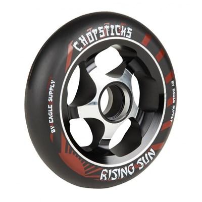 Rising Sun Aluminium Hub Scooter Wheel - Black