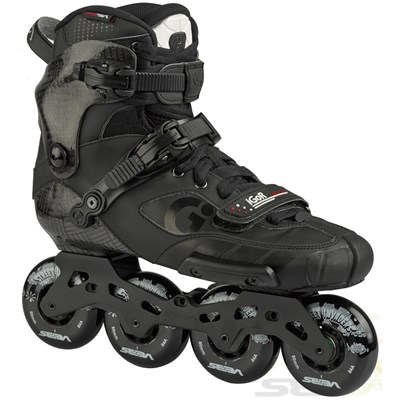 16 Pro IGOR  Inline Skates - Black/Black