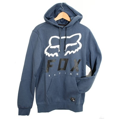 Heritage Forger Pullover Hoody - Blue Steel
