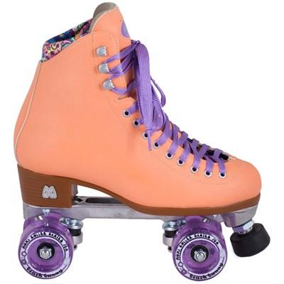 Beach Bunny Quad Roller Skates - Peach
