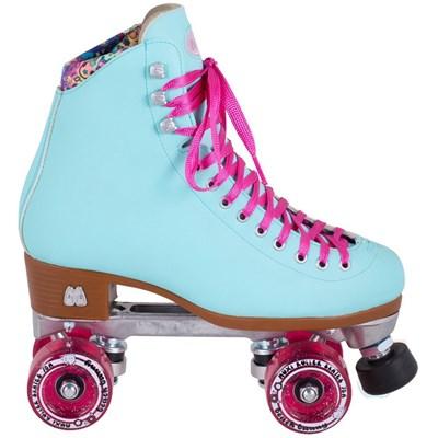 Beach Bunny Quad Roller Skates - Sky Blue