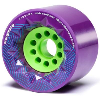 Caguama Longboard Wheels - Purple