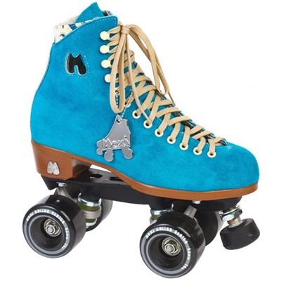Lolly Quad Roller Skates - Pool Blue