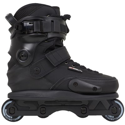 Freeride 17 SX2 Street Inline Skates - Black