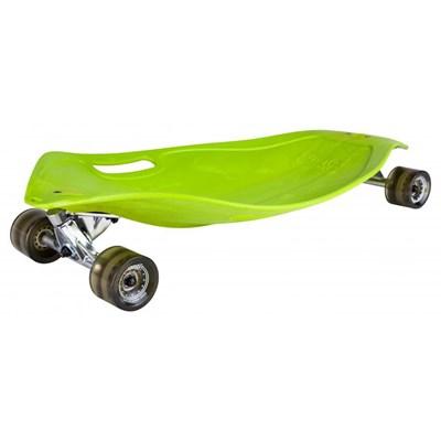 Street Sledge Complete Green Rocket