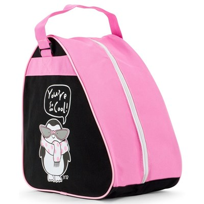 Junior Ice Skate Bag - Penguin