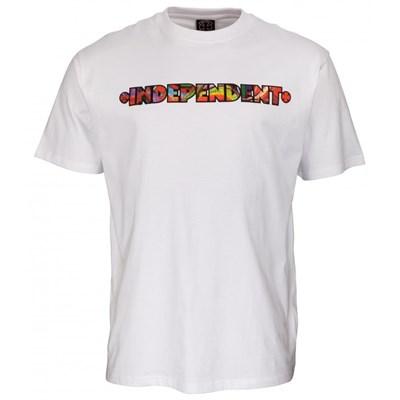 Evan Smith Trip Out S/S T-Shirt - White