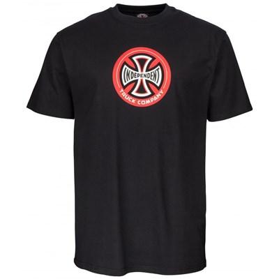 Hollow Cross S/S T-Shirt - Black